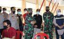 Sekda Lampung Selatan dan Forkopimda Monitoring Serbuan Vaksinasi Covid-19 di Penengahan