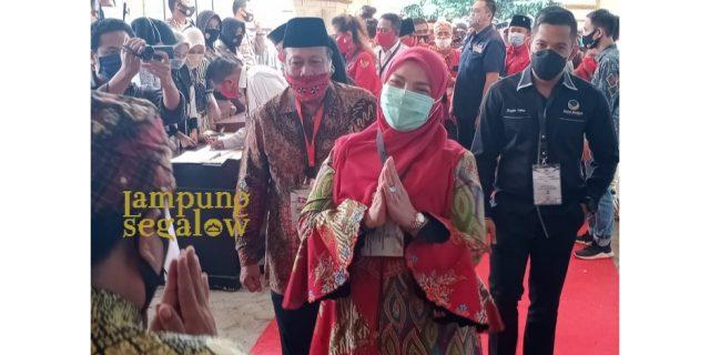 Eva Dwiana Mundur Dari DPRD Lampung