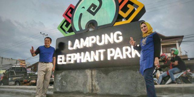 Taman Gajah Bandar Lampung