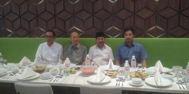 Herman HN Ajak Wartawan Promosikan Hotel Golden Tulip Untuk Tingkatkan PAD
