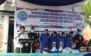 BNNP Lampung Musnahkan Barang Haram Jenis Sabu dan Ganja