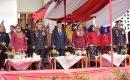 Arinal Djunaidi Hadiri Hut Ke- 28  Lampung Barat
