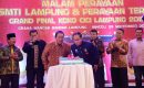 Gubernur Lampung Berharap PSMTI Memperindah Persatuan NKRI