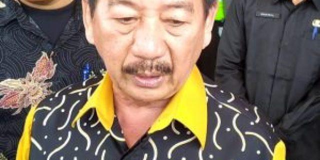 Herman HN ; Bukit Sukamenanti Longsor Karena Aktivitas Penambangan