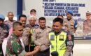 Sempat di Todongkan Senpi, Anggota Sat Lantas Polresta Bandar Lampung Gagalkan Aksi Curanmor