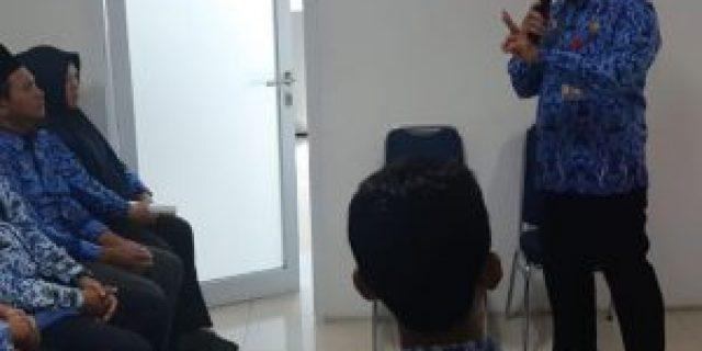 Pemda Kota Bandarlampung Salurkan Alat Perekam E-KTP ke 20 Kecamatan Untuk Permudah Pelayanan Kepada Masyarakat Kota Bandar Lampung