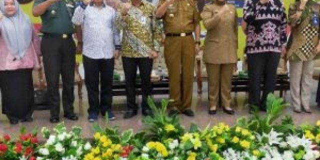 Deskranasda Provinsi Lampung Dorong terus UMKM