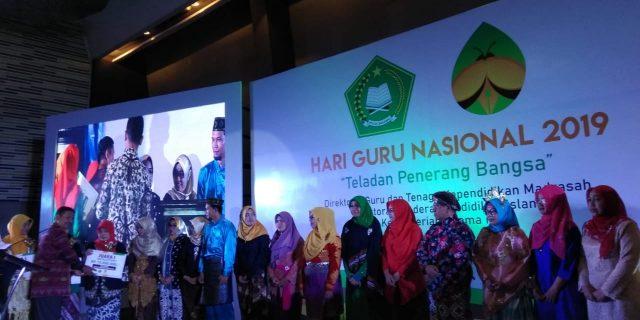 Peringatan Hari Guru Nasional Jadikan Momentum Untuk Meningkatkan Kualitas Guru