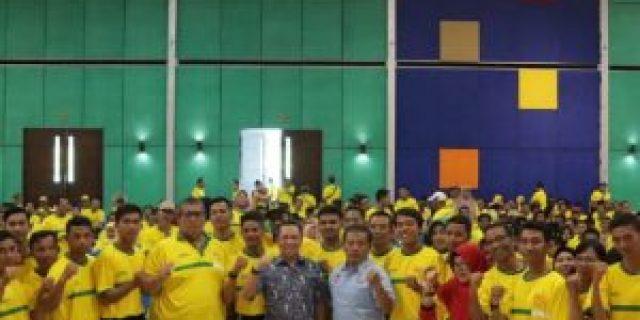 Ketum KONI : TOT Talent Scouting Bagian Dari Dua Program Besar KONI Lampung