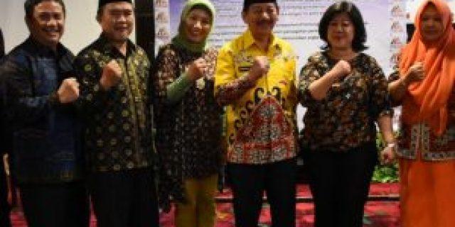 Walikota Herman HN Bersama DAMAR Kampanye Stop Perkawinan Anak!