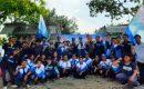 Sosialisasikan Perubahan XTC Dari Geng Motor Menjadi Ormas, Ketua Umum XTC Indonesia Sambangi DPD XTC Lampung.