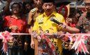 Resmikan Poskeskel Gedong Air, Herman HN Pastikan Masyarakat Berobat Secara Gratis.