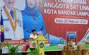 Jelang Pilkada, Herman HN Minta Satlinmas Awasi Politik Uang Dan Sembako