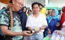 Pemprov Lampung Adakan Bazar Sembako di PKOR Way Halim