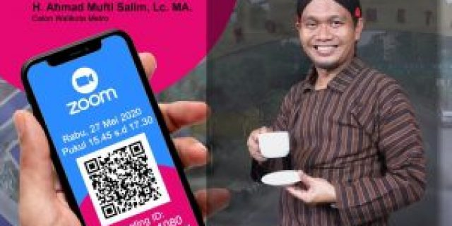 Halal Bi Halal Virtual Bersama Mas Mufti Salim