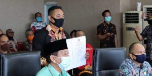 Pemkot Bandar Lampung Raih WTP 10 kali Berturut-Turut