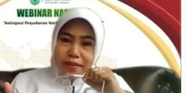 Ganas Annar MUI Kota Bandar Lampung Adakan Seminar Online