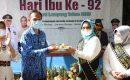 Gubernur Lampung Hadiri Peringatan Hari Ibu Ke-92 Dan Hari Kesetiakawanan Sosial Nasional Tahun 2020