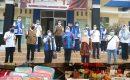 Badan POM Dan Tim Satgas Pangan Kota Bandar Lampung Himbau Pasar Tradisional Bebas Dari Bahan Berbahaya