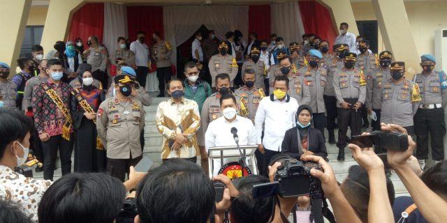 Komisi III DPR RI Apresiasi Capaian Polda Lampung Dalam Menegakkan dan Mengamankan Provinsi Lampung
