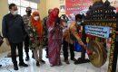 Resmikan Kampung Tangguh, Eva Dwiana Minta Kerjasama Dari Masyarakat