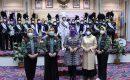 Riana Sari Arinal Dilantik Sebagai Ketua Umum PDBI Provinsi Lampung 2020-2024