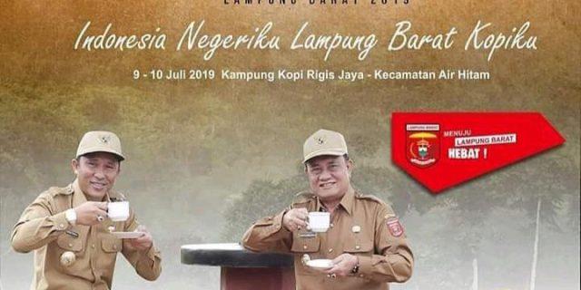 Coming soon Festival Kopi Lampung Barat 2019