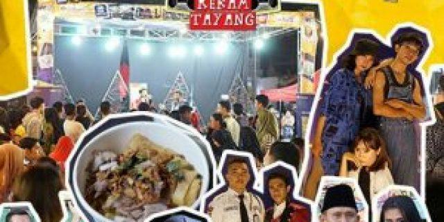 Genpi Lampung Bersama Foodies Lampung Gelar Event Lalang Waya
