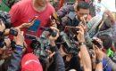"""Bakamla Ri Tangkap Kapal """"Kencing"""" Sembarangan di  Laut Lampung"""