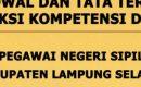 Pengumuman Jadwal dan Tata Tertib SKD CPNS Kabupaten Lampung Selatan Formasi Tahun 2019