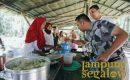 Ridho Sambangi Pasar Tahura