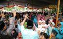 Ridho Bakhtiar Didukung Ulama dan Masyarakat Bangunrejo Lamteng