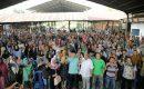 Silaturahmi Warga Tokoh Masyarakat Se-Kecamatan Natar Bersama Ridho