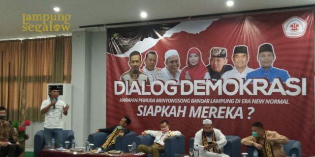 DPD KNPI Pertegas Esensi Demokrasi Pilkada 2020