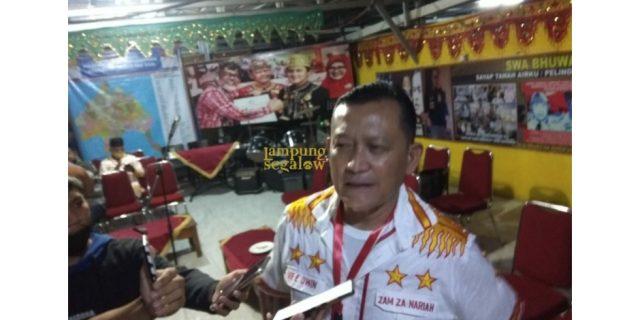 Ike Siap Adu Data di KPUD Bandarlampung
