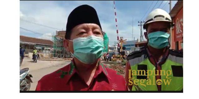 Bubarkan Kerumunan Anggota KPPS, Herman HN Alihkan Rapid Test ke Puskesmas