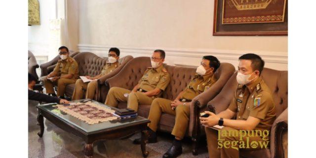 Pemprov Lampung Beri Tambahan Penghasilan Pegawai ASN
