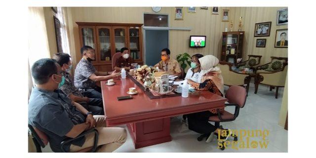 Dinas Perkebunan Provinsi Lampung Upayakan Terobosan Guna Tingkatkan Mutu Karet