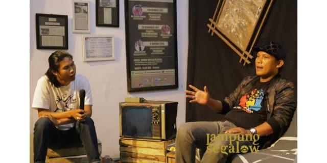 Iqbal Ardiansyah : Tokoh dan Pemerintah Duduk Bersama Bangun Lampura!