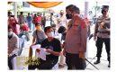 Polda Lampung Adakan Vaksinasi Keliling