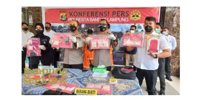 Satresnarkoba Ungkap Pengedar Narkotika Aceh