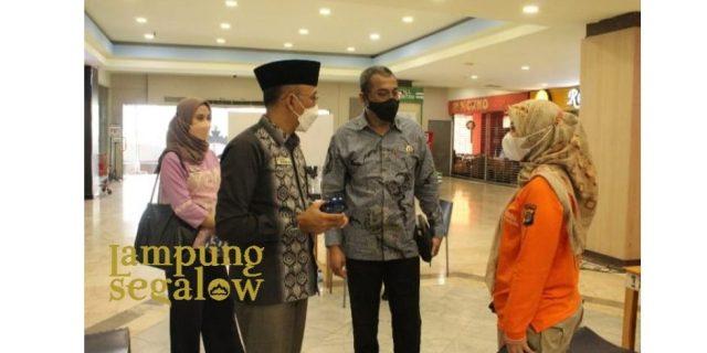 Ombudsman RI Temui Wagub Lampung