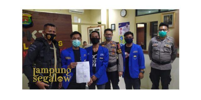 PMII Lampung Akan Gelar Konsolidasi Akbar Pasca Laporkan Yozi Rizal