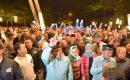 600 Massa Ridho Berbakti Support Petahana