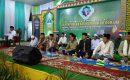 Dandim 0410/KBL Hadiri Pengajian Akbar Haul Ke-1 Al Maghfurlah K.H Muhamad Sobari Bin Sarwan Pendiri Ponpes Al Hikmah