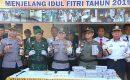Dandim 0411/LT Letkol Czi Burhannudin, S.E. M.Si  Hadiri Pemusnahan BB Di Polres Metro