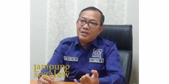 DPRD Harap Atlet Lampung 10 Besar