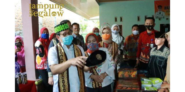 Menteri Abdul Halim Iskandar Kunker ke Lampung