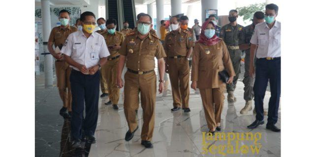 Pjs Bupati Lampung Selatan Kunjungi PT ASDP Cabang Bakauheni