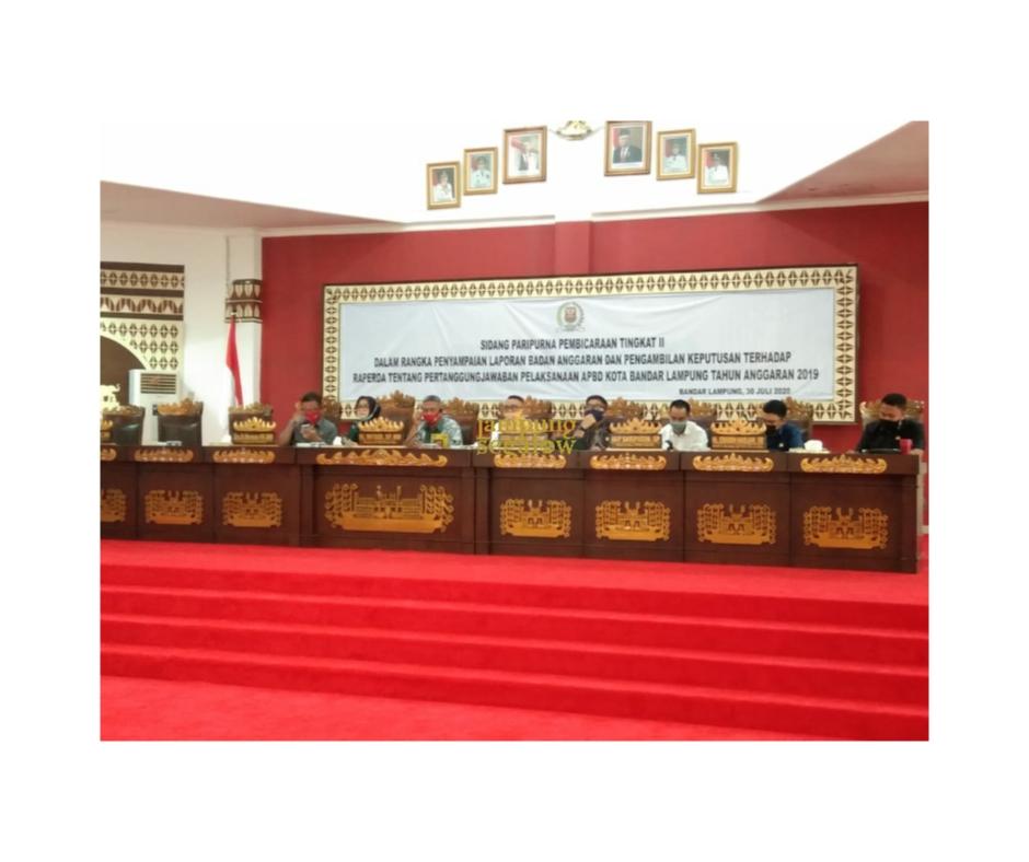 Dprd Kota Bandarlampung Dilecehkan Lampungsegalow Co Id